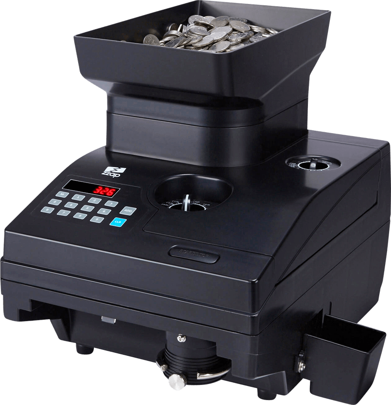 ZZap CC10 Coin Counter