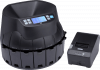 CS40 coin counter with P20 thermal printer