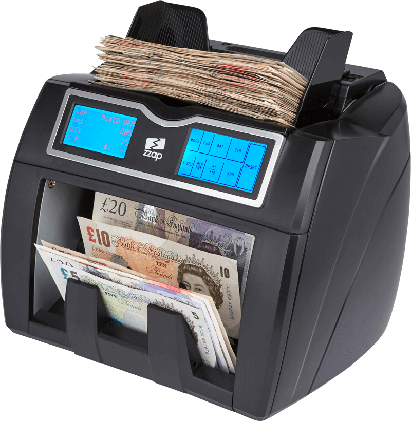 ZZap NC50 Banknote Counter