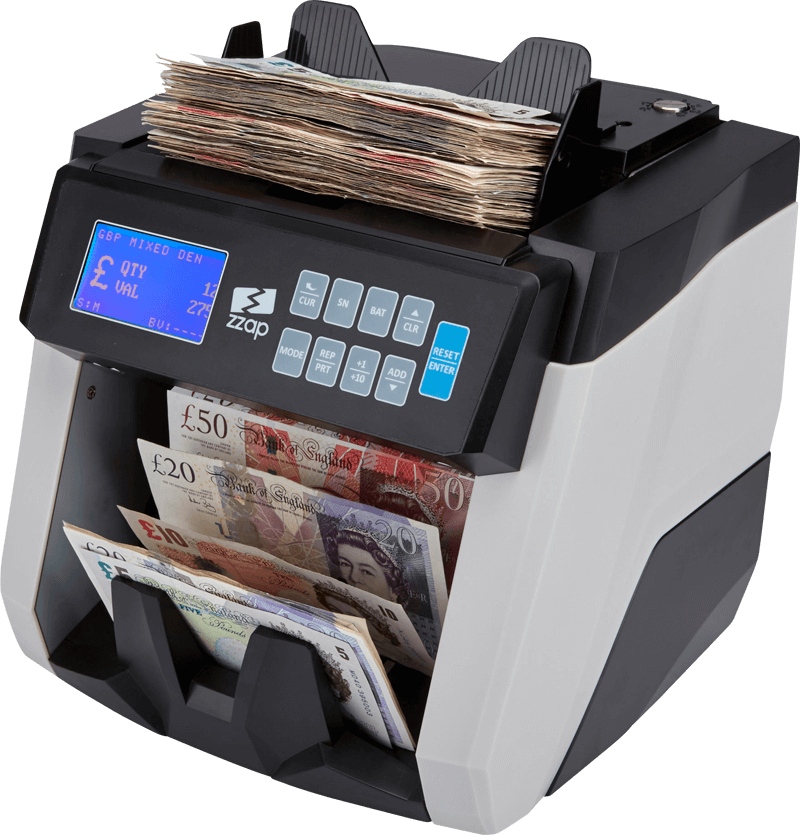 ZZap NC60 Banknote Counter