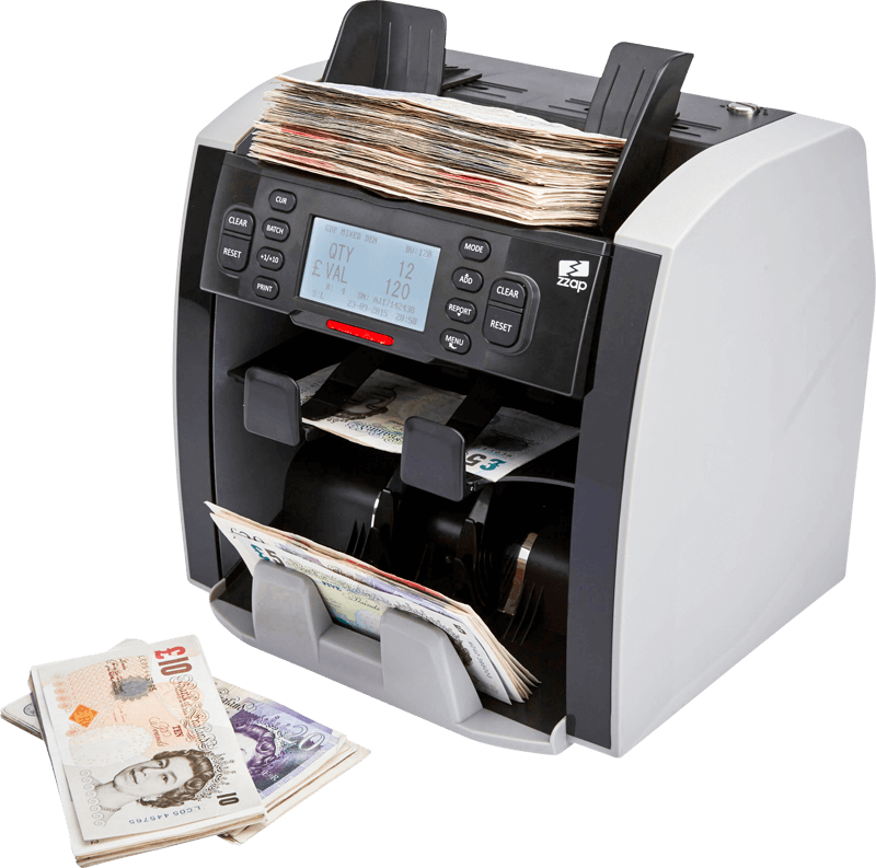 ZZap NC70 Banknote Counter