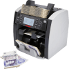 NC70 counting sorted banknotes into preset batch quantities