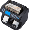 NC40+ banknote counter's top loading hopper