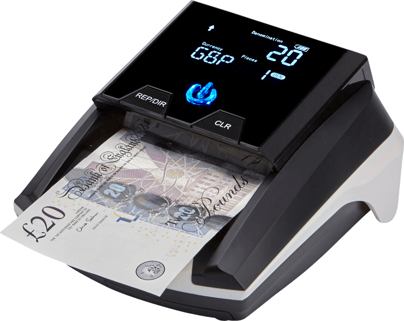 ZZap D40 Counterfeit Money Detector Machine