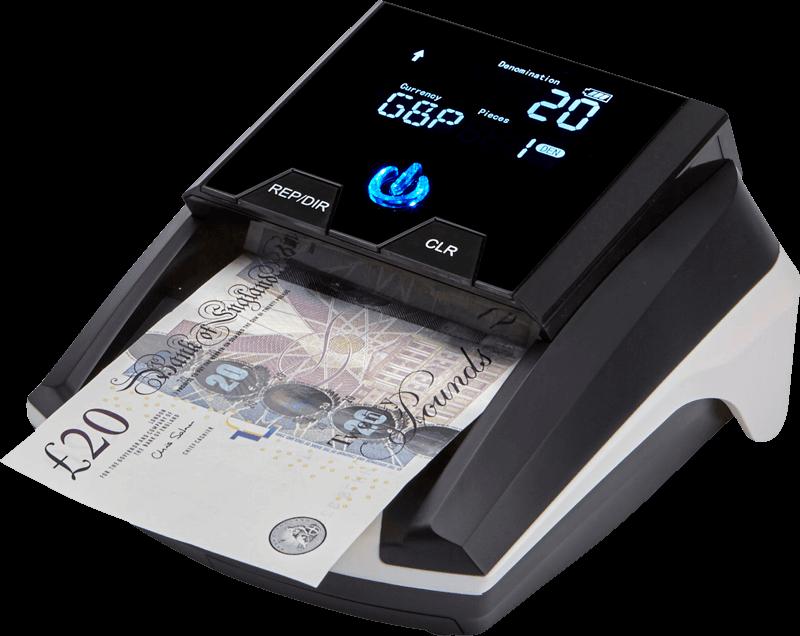 ZZap D40 Counterfeit Money Detector Machine