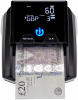 D40 machine verifying £20 note