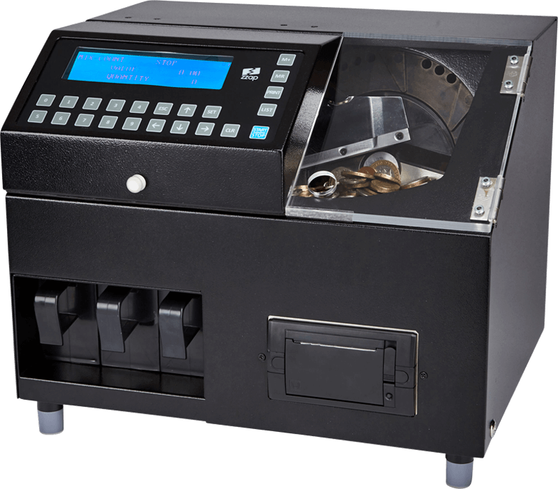 ZZap CS70 Coin Counter