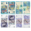 a variety of currencies