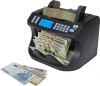 NC40+ counting sorted banknotes for world currencies