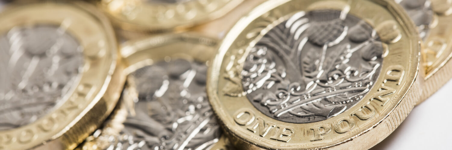 How is the new £1 coin made?