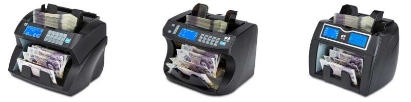 benefits of using money counter machines