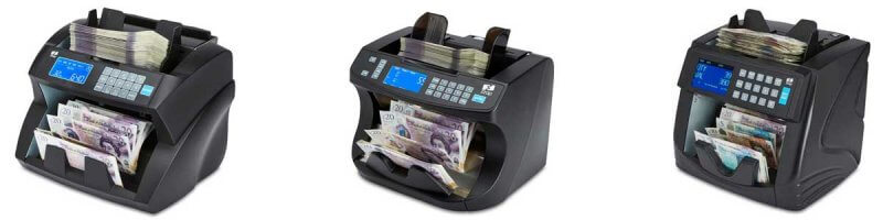 How accurate are money counting machines