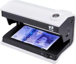 Zzap d30 counterfeit detector