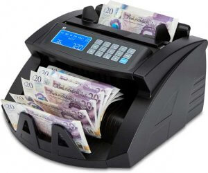 zzap nc20i new polymer banknote counter machine