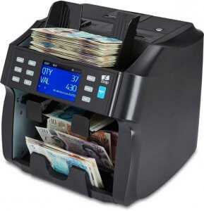 zzap nc70 polymer note counter
