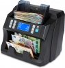 money counting machine value counting mixed denomination EURO banknotes ZZap NC45