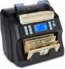 money counting machine counting USD bills ZZap NC45