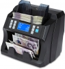 money counting machine counting new polymer £20 banknote ZZap NC45