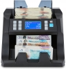 money counting machine value counting mixed denomination GBP banknotes ZZap NC45
