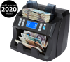 money counting machine value counting mixed denomination GBP banknotes main image PNG version ZZap NC45