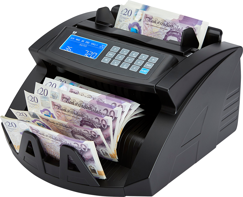 ZZap NC20i money counter machine