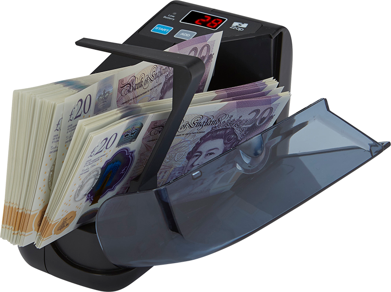 ZZap NC10 money counter machine