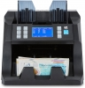 money counting machine displaying full count report ZZap NC45