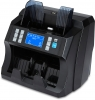 cash counting machine uses large LCD display