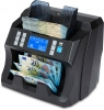 Money counting machine counting at high speed
