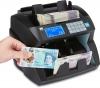 money counting machine using sort function ZZap NC30