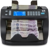 money counting machine counting new polymer £20 banknote ZZap NC40