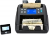 nc55 cash counting machine value counts multiple currencies