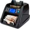 money counter uses automatic or manual start