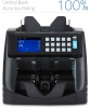 zzap NC60 money counting machine is tested at central banks