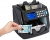 note counter machine detects rogue denominations and currencies