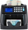 NC60 money counting machine detects counterfeits
