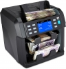 zzap nc70 note counter machine sorts banknotes