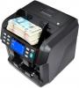 banknote counter machine uses top loading hopper