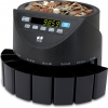 cash counting machine counts fast and accurate