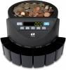 cash counting machine has high hopper capacity