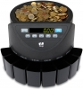 ZZap offers a range of currencies for its coin counters