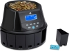 coin counting machine can be used for coin rolls