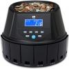 money counter machine reports total quantity counted per denomination