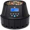 change counting machine reports total value per denomination