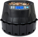 coin counter machine counts the new £1 coin