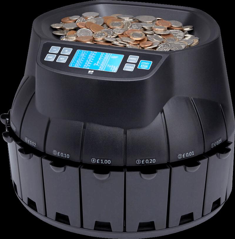 ZZap CS40 Coin Counter