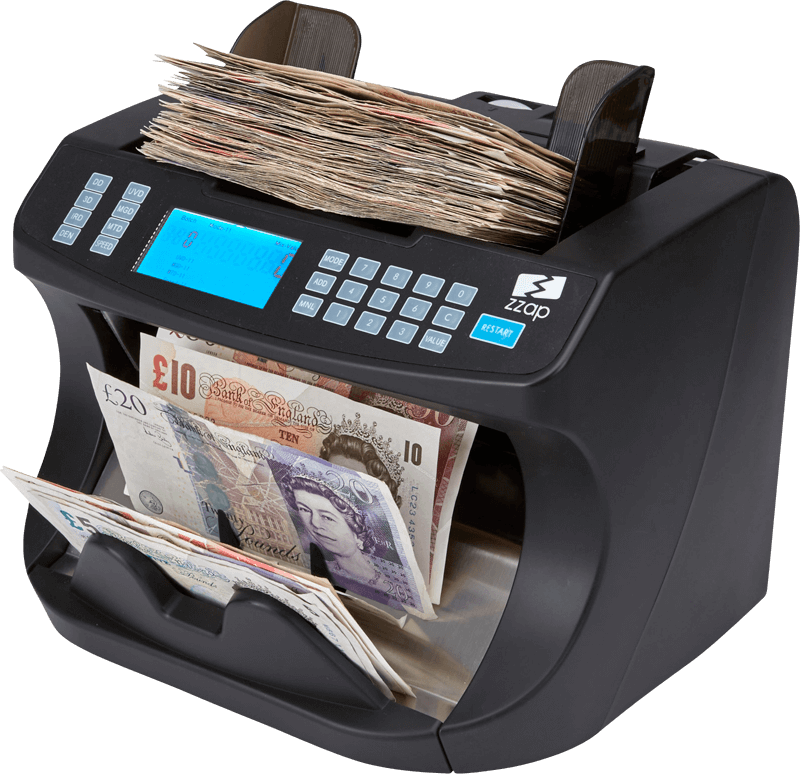 ZZap NC40+ Banknote Counter